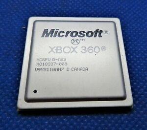 MICROSOFT XBOX 360 XCGPU D-A02 X818337-003 CPU PROCESSOR - *NEW*