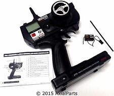 Lansu 3TD 3CH 2.4Ghz Digital Crawler System 4-Wheel Steer Redcat RS10 RS8 CLOD