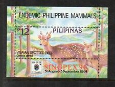 Philippines #2312a Singpex DEER SHEET - Mint **NH** - only 31,400 issued
