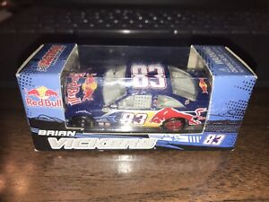 2009 1:64 #83 Brian Vickers Red Bull COT Action NASCAR Diecast