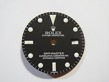 Genuine Rolex GMT-Master 1675 Matte Dial