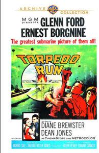 Torpedo Run [New DVD] Mono Sound