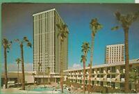 Vintage Arizona AZ Postcard Del Webb's TowneHouse Hotel Phoenix