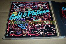 Gold & Platinum CD Volume 5 Five V 80s Pop Rock U2 Europe Pink Floyd White Lion