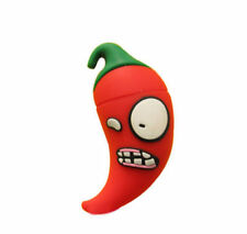 16GB Genuine Storage Funny Angry Red Chilli USB 2.0 Memory Stick Flash Drive
