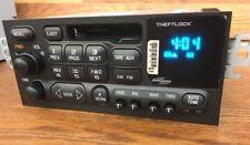 NEW Chevy Camaro Monsoon AM/FM/Cassette Radio 1997-2002 Unlocked 98-02 Delco OEM