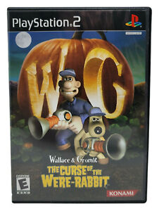 Wallace & Gromit: The Curse of the Were-Rabbit (Sony PlayStation 2)