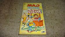 VINTAGE MAD COMIC BOOK DIGEST PAPERBACK WARNER Nov 1980
