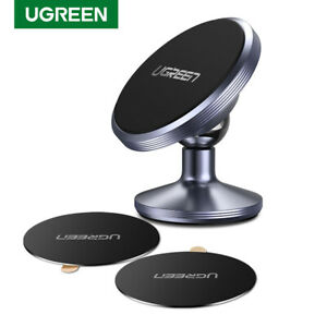 Ugreen Magnetic Phone Holder Car Dashboard Air Vent Mount Fr iPhone 8 Samsung S9