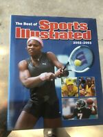 The Best of Sports Illustrated 2002-2003 Season Hardcover Book Michael Vick