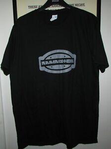 RAMMSTEIN Vintage Design SHIRT UK Size XL Live Aus Berlin