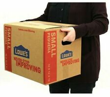 """SMALL CARDBOARD BOXES 16"""" X 12"""" STORAGE MOVING SHIPPING PACKING MAIL PACK OF 5"""