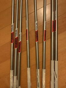 KBS C-taper Lite 110 Stiff Flex Steel Iron Shafts 4-PW
