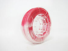 Temperature Color Changing Red to White PLA 3D Printing Filament 1.75mm 225g