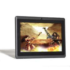 7 Pulgadas Cuatro Núcleos Tablet Computador Q88 Todo-Dentro A33 Android 4.4 B5Z9