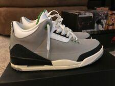 Air Jordan 3 III Tinker Grey Clorophyll 12.5 NDS