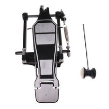 Single Spring Bass Drum Pedal with Drum Beater Single Chain Drive Kit Parts
