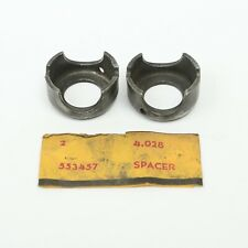 32-36 Pontiac Gearshift Lever Fulcrum Spacers LOT of 2 GM 553457 NOS