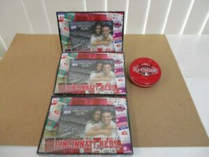 CINCINNATI REDS PHOTO FRAMES AND ALL STAR GAME COASTERS NEW