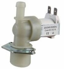 """STRAIGHT UNIVERSAL WATER INLET SOLENOID VALVE 230v 3/4"""" BSP IN 11mm OUT"""
