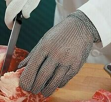 S/M/XL Whizard MicroPlasm Stainless Steel Metal Mesh Cut Resistant Safety Glove