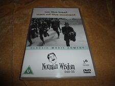 On The Beat (1962) / Man Of The Moment (1955)[2 Region 2 PAL DVD] Norman Wisdom