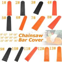 """for 8''-12'' 14""""-16"""" 36"""" Chainsaw Bar Cover Scabbard Protector Guide Plate !"""