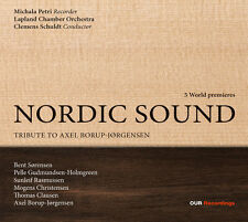 Sorensen / Petri / L - Nordic Sound: Tribute to Axel Borup-Jorgensen [New SACD]