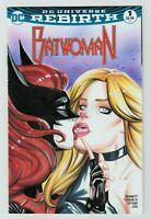 Batwoman #1  DC Comic Book Masta J. Wood Original Sketch Art NM