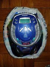 New listing New Samsung Cd Yepp Digital Audio Player Mcd-Sm60 120Sec Anti Shock Mp3 Playback