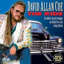 David Allan Coe - Ride [New CD]