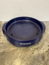 Blue  NUWAVE Oven Pro Plus  Replacement Base Stand Part