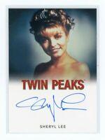 2018 Rittenhouse Twin Peaks auto autograph Harry Goaz DEP Andy Brennan classic