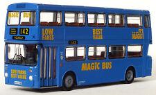 28607 EFE Leyland Atlantean GM Standard Double Deck Bus Magic Bus 1:76 Diecast