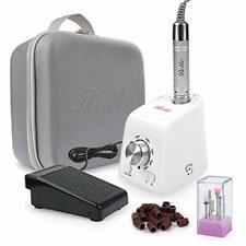 Belle 35000RPM Vertical Nail Drill Manicure Pedicure Machine for Gel Nails White