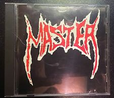 Master Master Nuclear Blast Records Album CD 1990