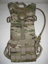 ARMY ISSUE MOLLE HYDRATION SYSTEM CAMELBAK WATER PACK W/ BLADDER MULTICAM OCP a2