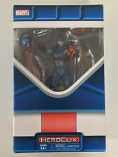 HeroClix CAPTAIN AMERICA SENTINEL Marvel Wizkids Brand New Sealed