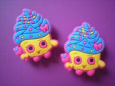 Jibbitz Croc Clog Charm Button Plug Accessorie Embellishment For Holes Cup Cakes