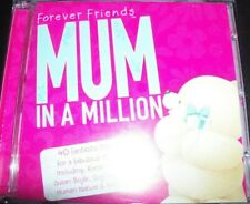 FOREVER FRIENDS - Mum In A Million Various (Coldplay Katy Perry Tin Arena) CD –