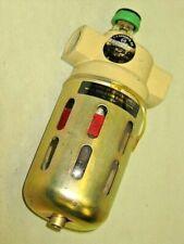 "Norgren   pneumatic lubricator    L12-600-OPNA   3/4"" npt    150 psi"
