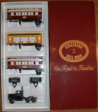 Strasburg Railroad Triples '92 Winross Truck