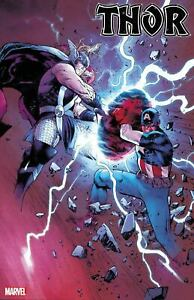 Thor #15 - Cover A - Marvel Comics 2021 Donny cates