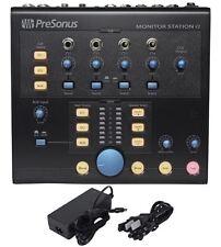 Presonus Monitor Station V2 Studio Monitor Control Center/Speaker Selector