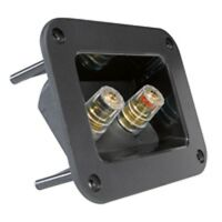 Dynavox-High-End-Lautsprecher Schraub-/Steckanschluss-Terminal