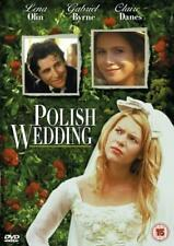 POLISH WEDDING LENA OLIN GABRIEL BYRNE CLAIRE DANES FOX UK REGION 2 DVD L NEW