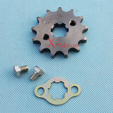 428 13 Tooth 13T Front Counter Engine Sprocket Gear Pit bike ATV 110cc 125cc SSR