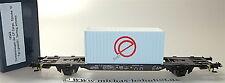 2-achs Containerwagen Lgnss001 CP Cargo EMEF Container Ep4 HERIS 16549 NEU µ*