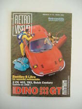 RETROVISEUR n°91 Dino 206/246 GT-Bentley 8 litre