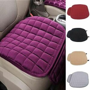 Front Single Car Seat Cushion Single Front Seat Cushion Autumn And Winter*